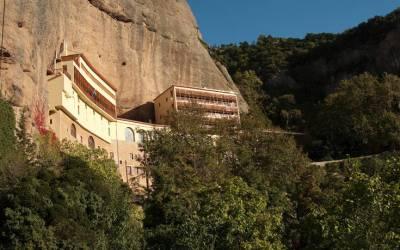 Μέγα Σπήλαιο - Η παλαιότερη μονή στην Ελλάδα (Βίντεο+φωτογραφίες)