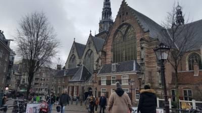 O EOT στις εορταστικές εκδηλώσεις του γυναικείου περιοδικού Margriet στην Ολλανδία