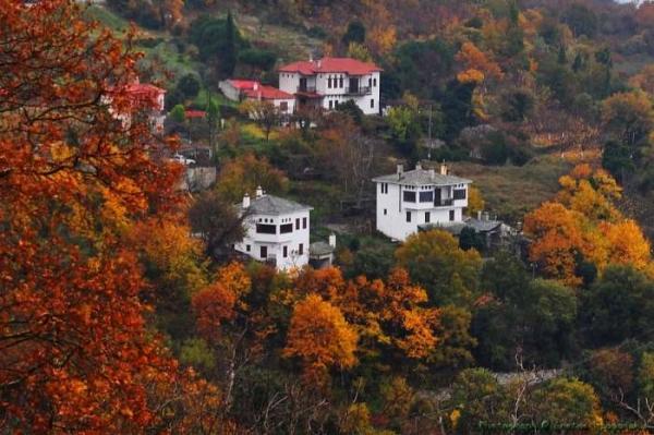 5 μαγευτικά μέρη στην Ελλάδα, ιδανικά για φθινοπωρινές (και όχι μόνο) αποδράσεις!