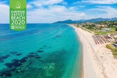 Forbes: Δύο παραλίες της Ελλάδας στις ασφαλέστερες της Ευρώπης (pics)