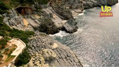 Καταφύγι: Η πιο άγρια παραλία της Ελλάδας βρίσκεται στη Δυτική Μάνη (Βίντεο)
