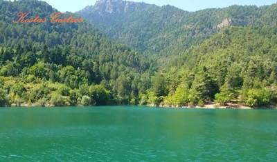 Λίμνη Τσιβλού: Ένα υπέροχο φυσικό σκηνικό στην Αχαΐα (Βίντεο)