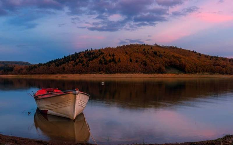 Η πανέμορφη λίμνη Πλαστήρα (Βίντεο+φωτογραφίες) - TRAVEL de61b71f29a