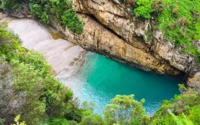 Φουρόρε - Μια ονειρική μικρή παραλία στη νοτιοδυτική Ιταλία (Βίντεο+φωτογραφίες)