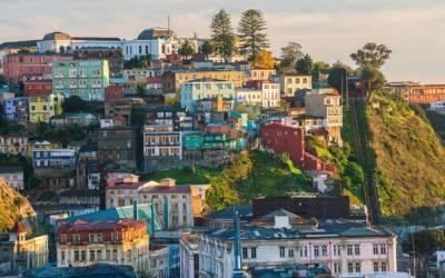 Χιλή: Μποέμ γοητεία στο Βαλπαραΐσο (Βίντεο+φωτογραφίες)