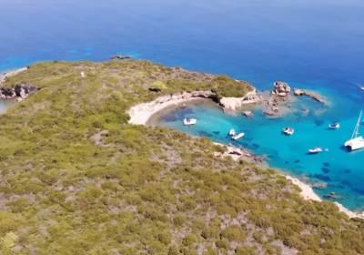Φορμίκουλα: Το άγνωστο νησί του Ιονίου (Βίντεο)