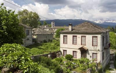Δίλοφο: Ένα από τα ομορφότερα χωριά του Ζαγορίου (Φωτογραφίες)