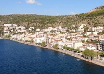 Αμφιλοχία: Η κωμόπολη της Αιτωλοακαρνανίας από... αέρος (Βίντεο)