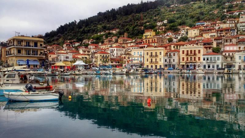 Γύθειο - Η πόλη της Πελοποννήσου που θυμίζει νησί (Βίντεο+φωτογραφίες) - TRAVEL