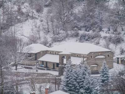 Ορεινή Ελλάδα: 50 παραμυθένια χωριά για μια χειμερινή εξόρμηση 2/2 (Φωτογραφίες)