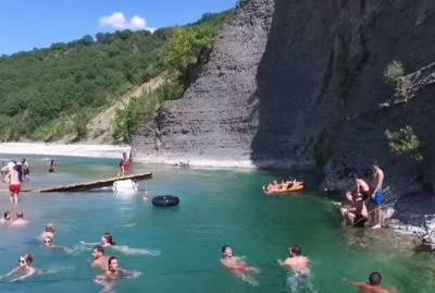 Οι παραλίες της Κοιλάδας του Αχελώου (Βίντεο)