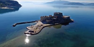 Πτήση με drone πάνω από το Ναύπλιο! (βίντεο)