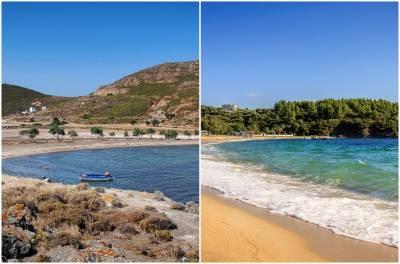 Travel+Leisure: Δύο ελληνικές παραλίες στις top 10 «κρυφές» της Ευρώπης (pics)