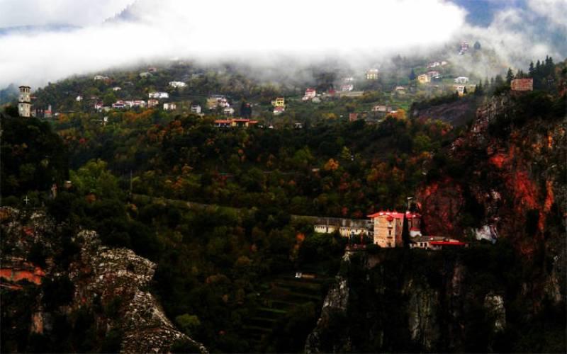 731b3a62b5a Τόρνος - Το χωριό της Ευρυτανίας με τη σπάνια φυσική ομορφιά (Βίντεο ...
