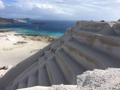 Γυαλί - Το πιο παράξενο νησί του Αιγαίου (Βίντεο+φωτογραφίες)
