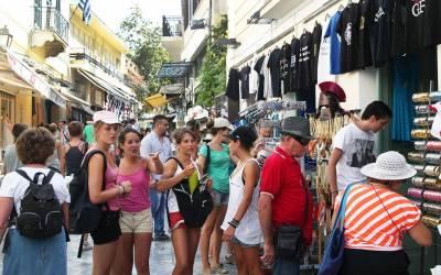 ΤτΕ: Αυξήθηκαν κατά 15,3% τα τουριστικά έσοδα το α΄ εξάμηνο