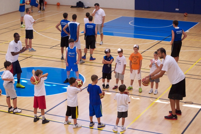 Ξεκίνησε σήμερα το Basketball Camp στο The Westin Resort Costa Navarino