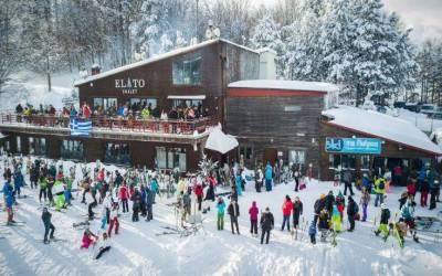 Ελατοχώρι: Ανοίγει το χιονοδρομικό κέντρο, φιλοξενεί ακόμα και Κινέζους σκιέρ