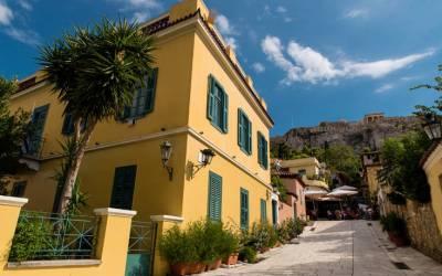 Πλάκα: Η πιο γραφική γωνιά της Αθήνας (Φωτογραφίες)