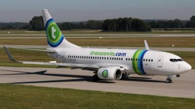 Προβολή της Θεσσαλονίκης στις πτήσεις της Transavia